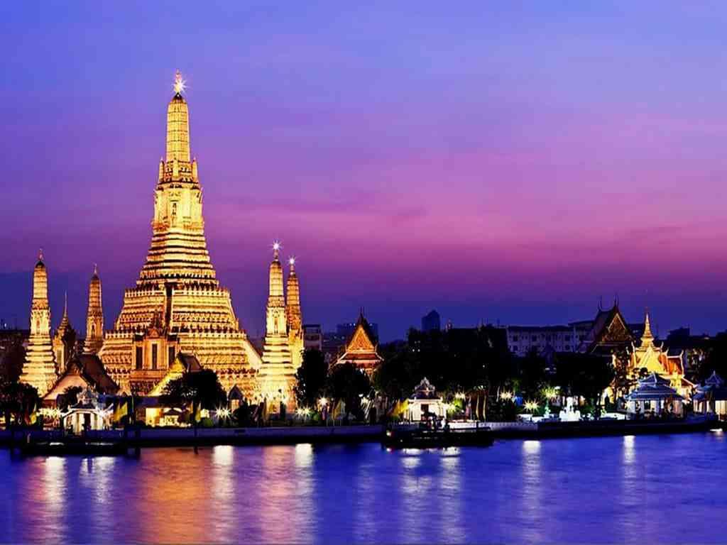 Bangkok Tap Water