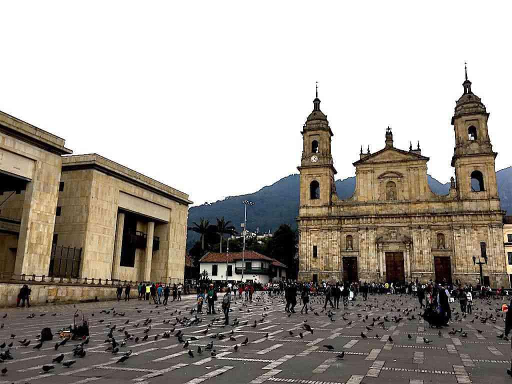 Bogota Tap Water