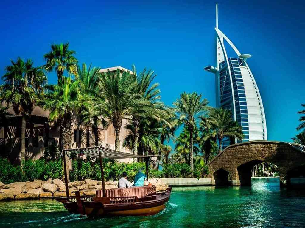 Dubai Tap Water