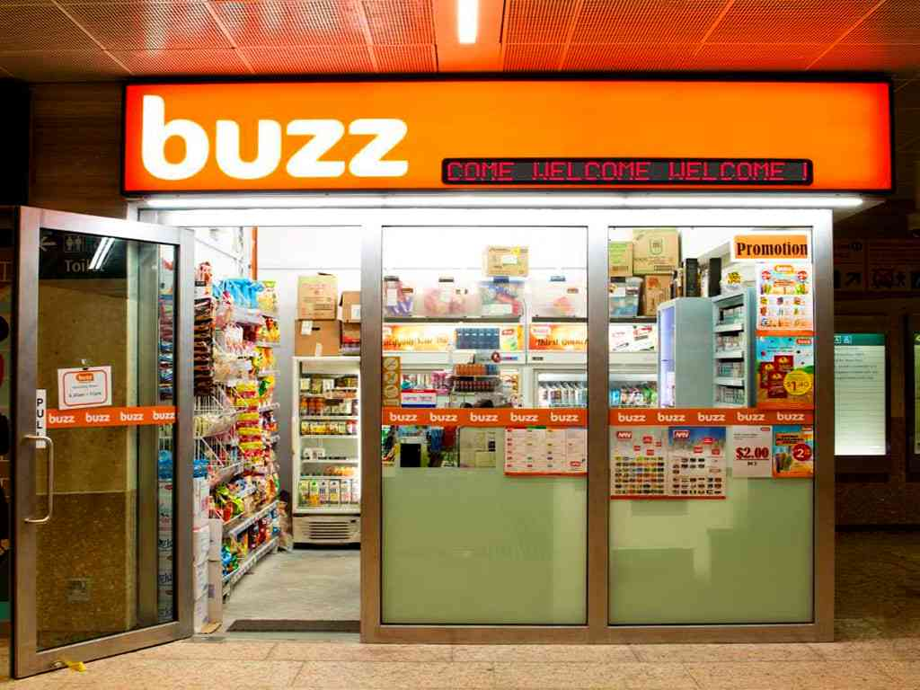 Buzz Convenience Store