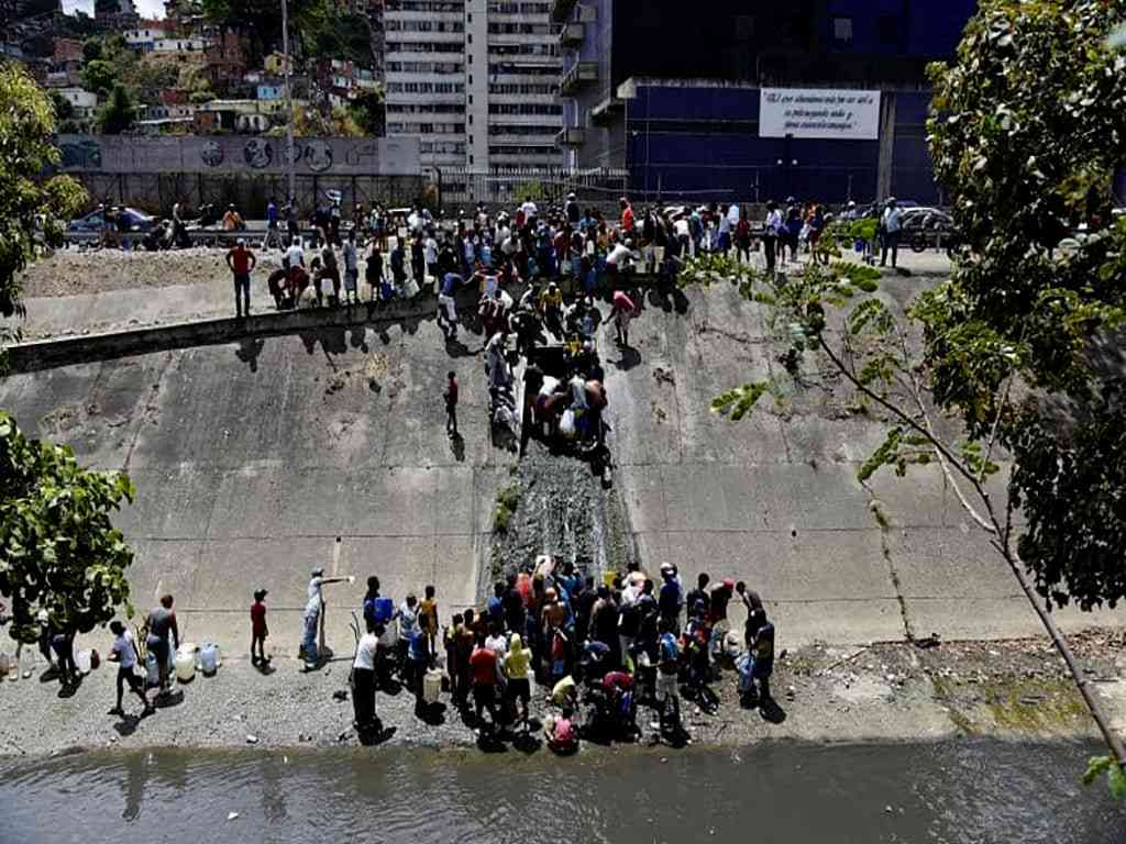 Caracas Tap Water