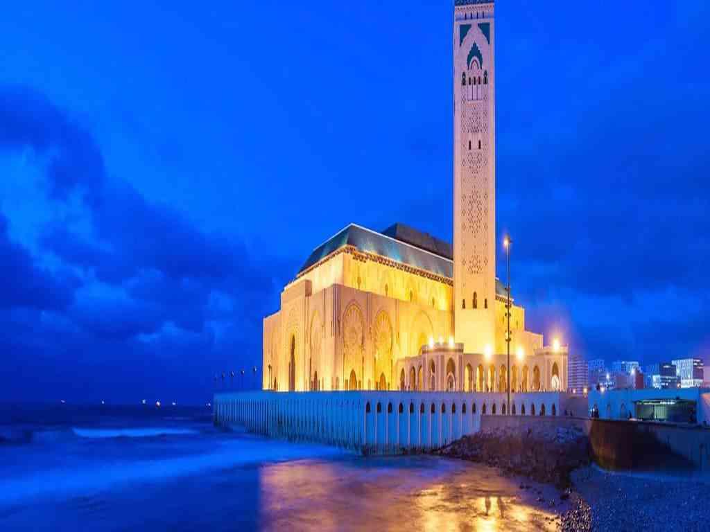 Casablanca Tap Water