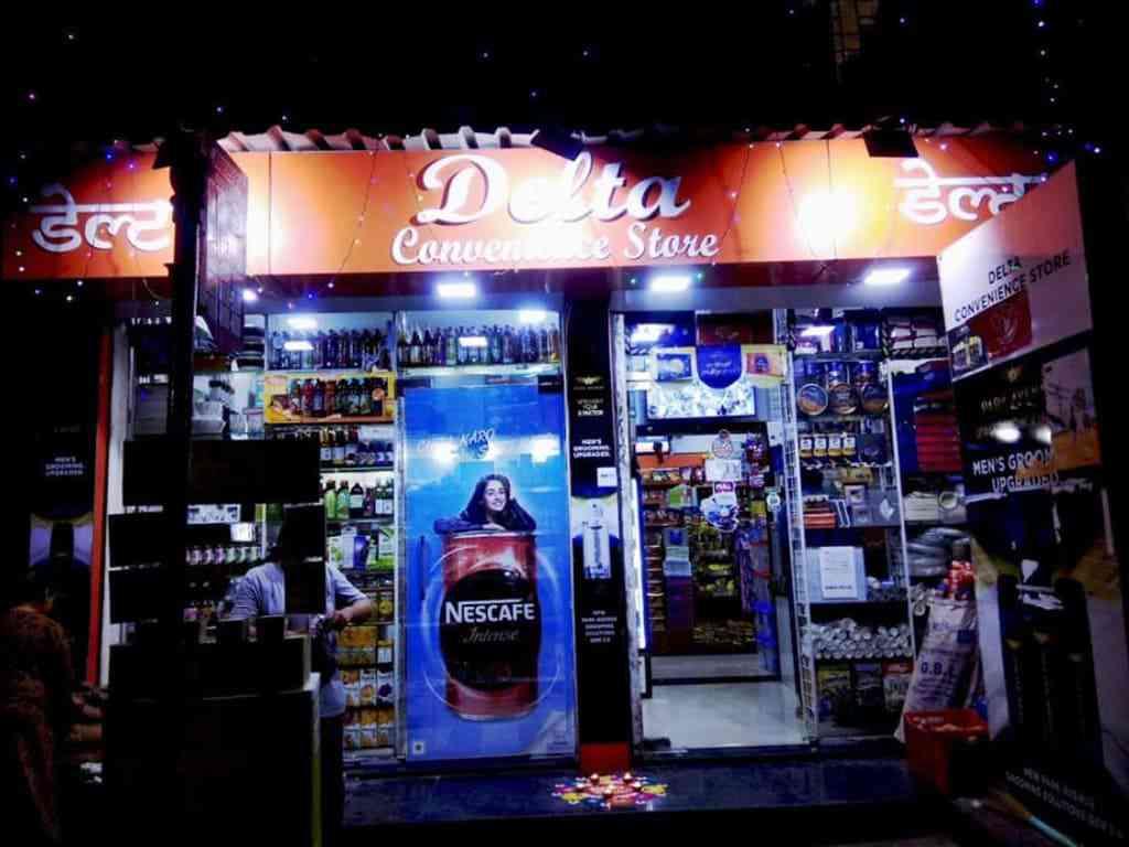 Delta Convenience Store