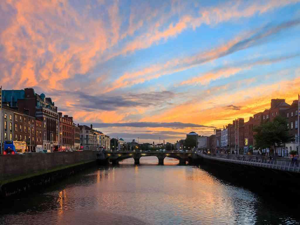 Dublin Tap Water