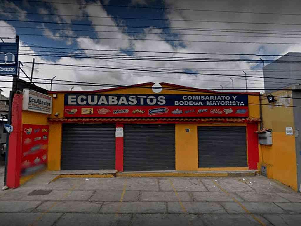 Ecuabastos Convenience Store