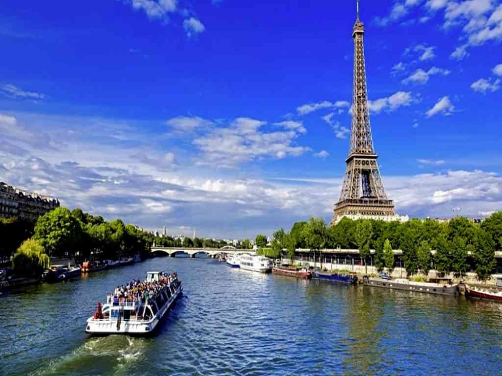 Paris Tap Water