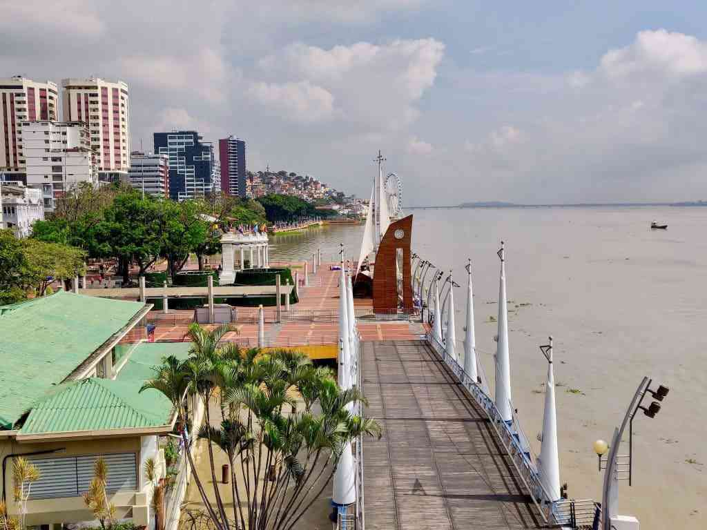 Guayaquil Tap Water