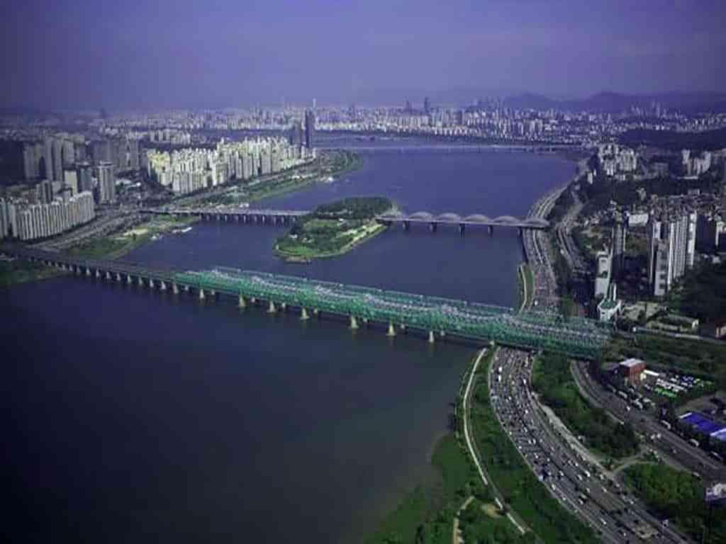 Seoul Tap Water