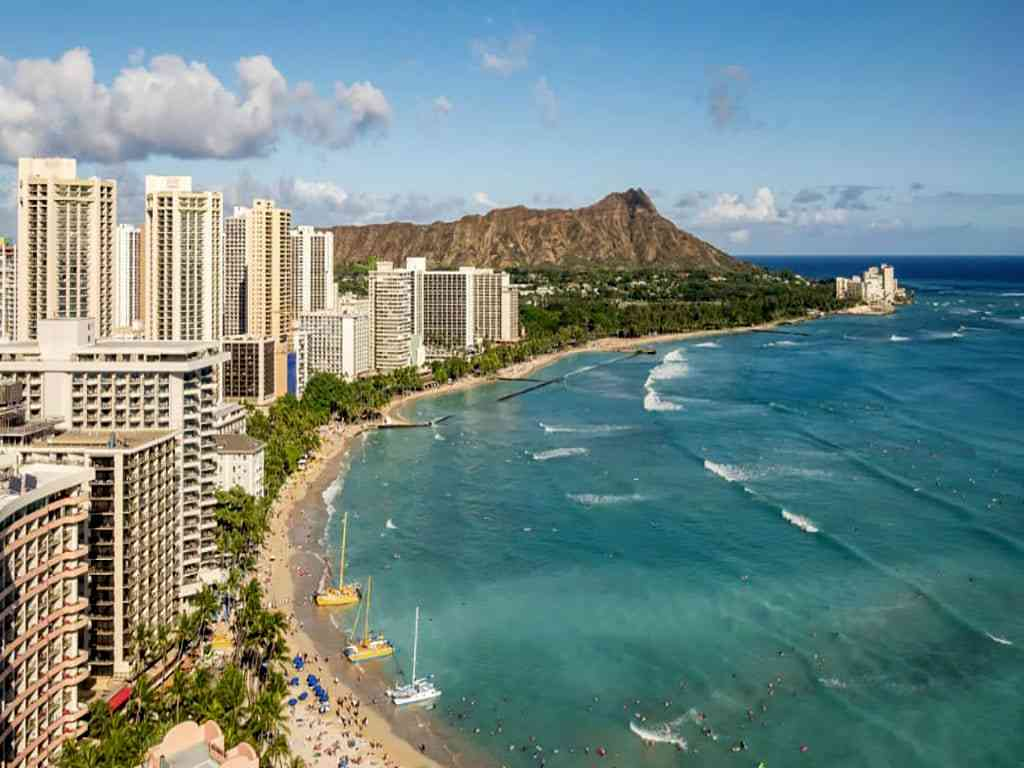 Honolulu Tap Water
