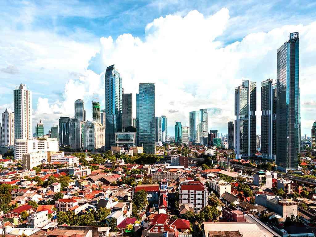 Jakarta Tap Water