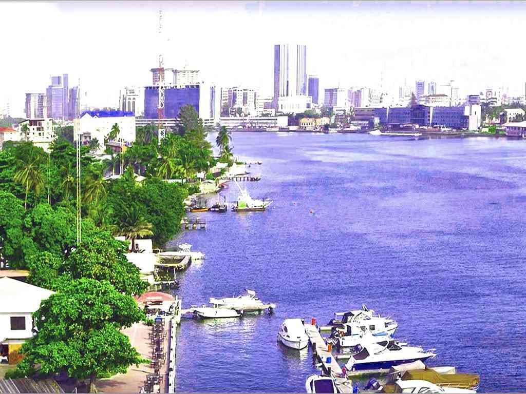 Lagos Tap Water