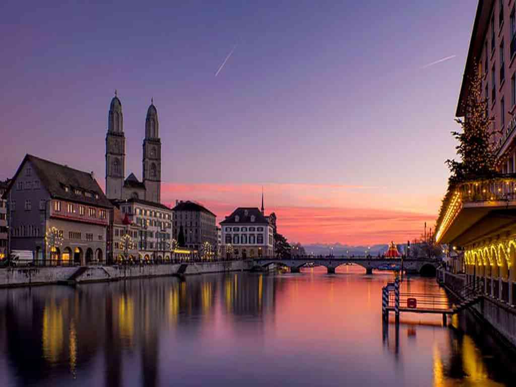Zurich Tap Water