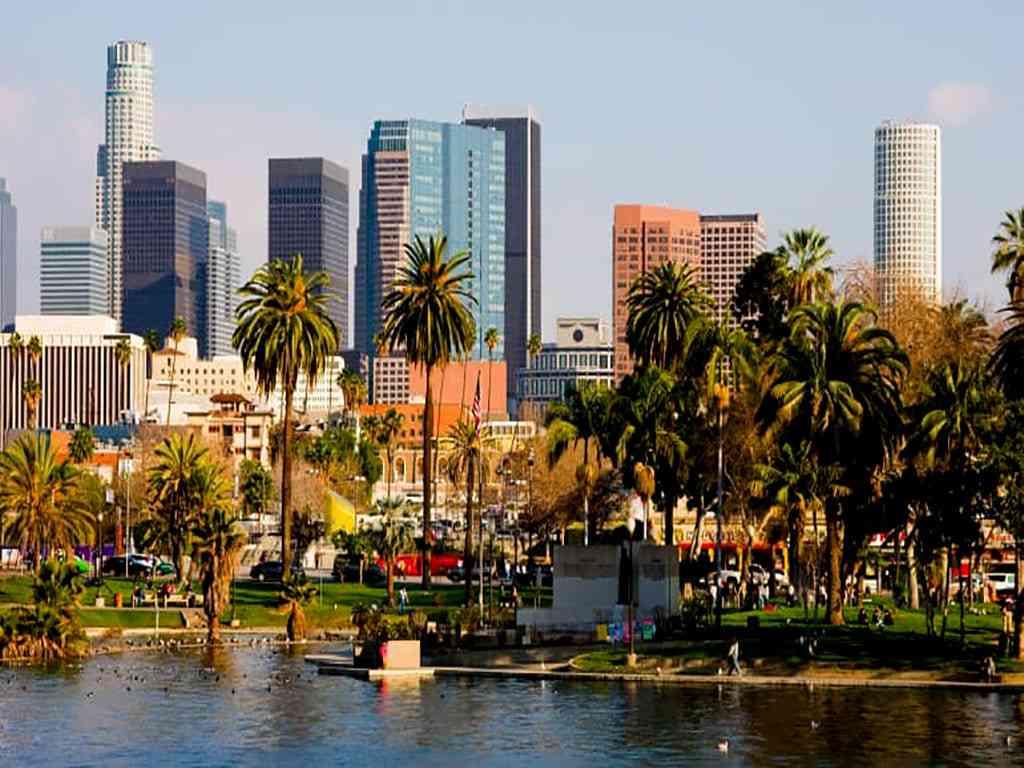 Los Angeles Tap Water