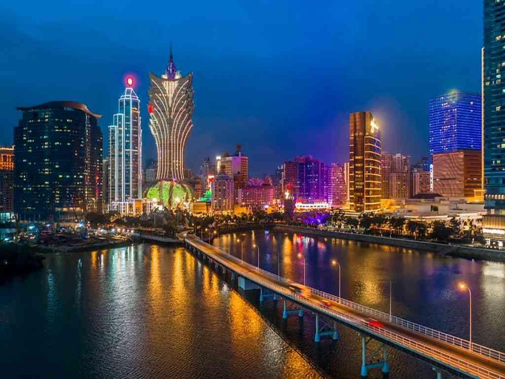 Macau Tap Water
