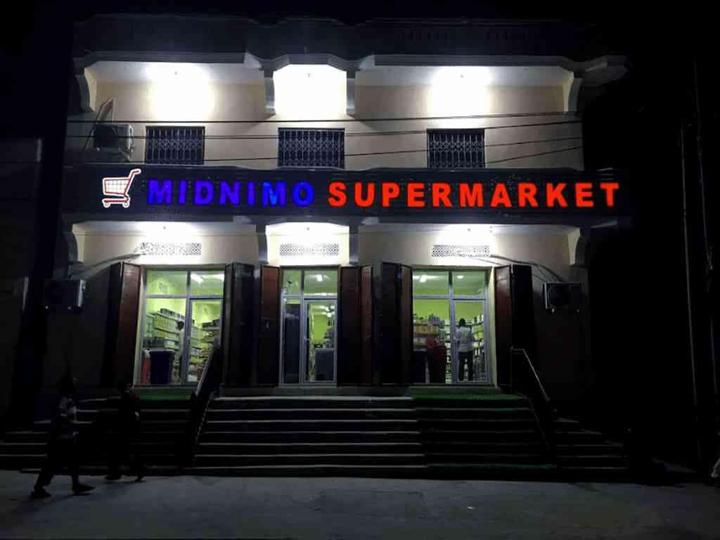 Midnimo Supermarket