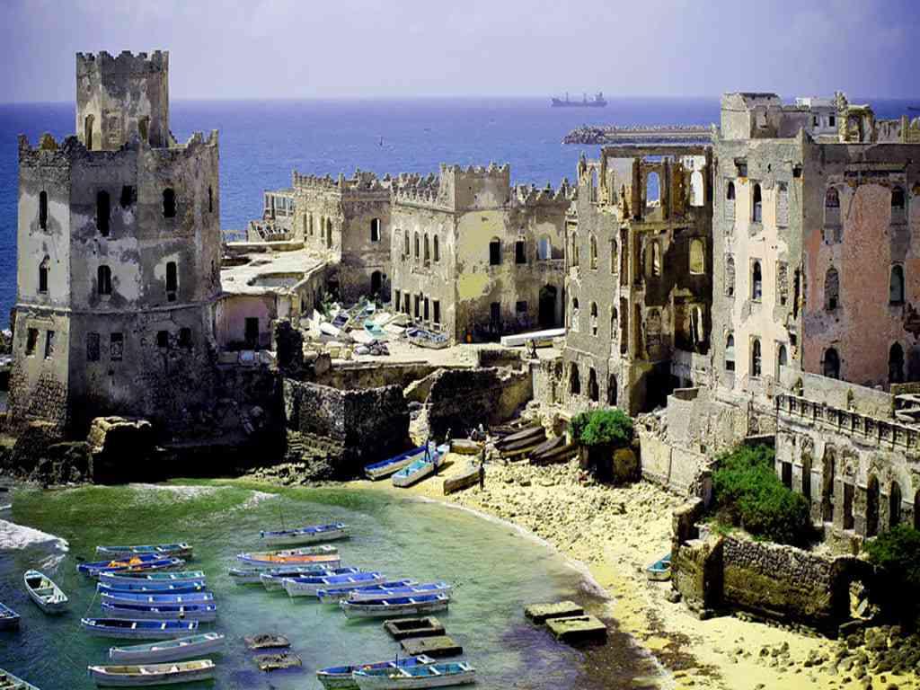 Mogadishu Tap Water