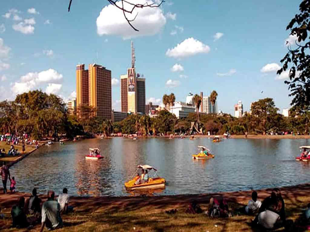 Nairobi Tap Water