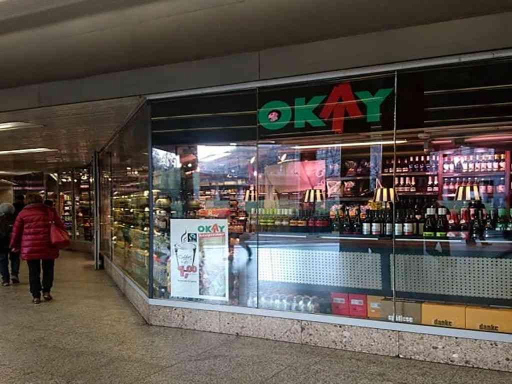 OKAY Convenience Store