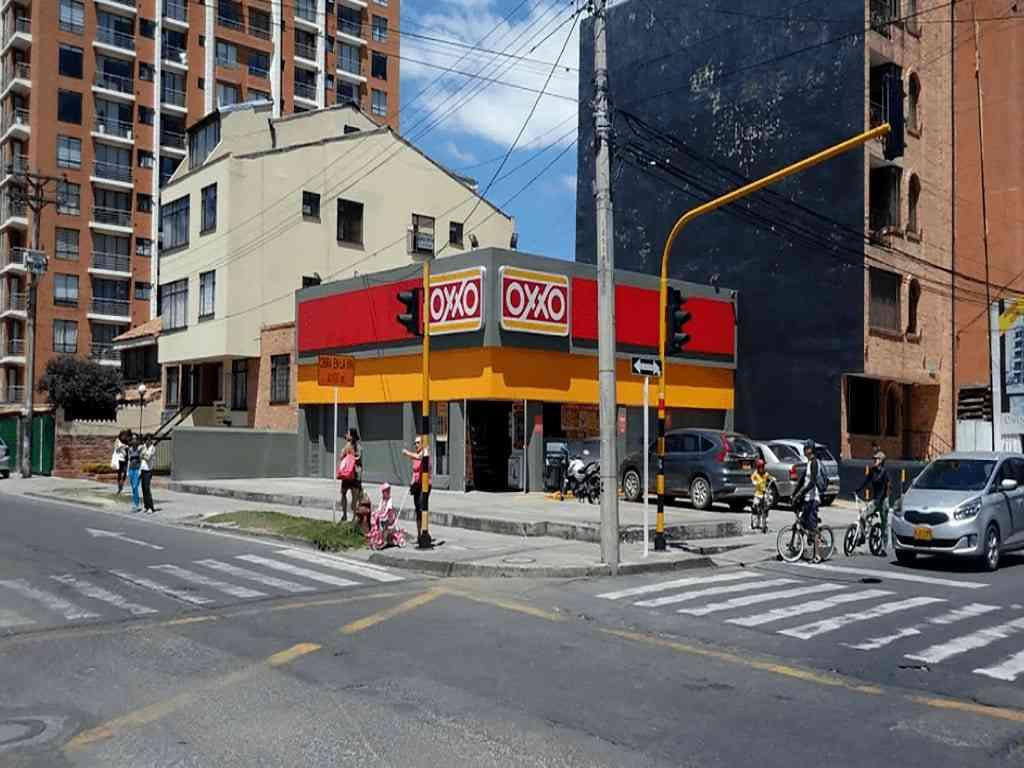 OXXO Cedro Convenience Store