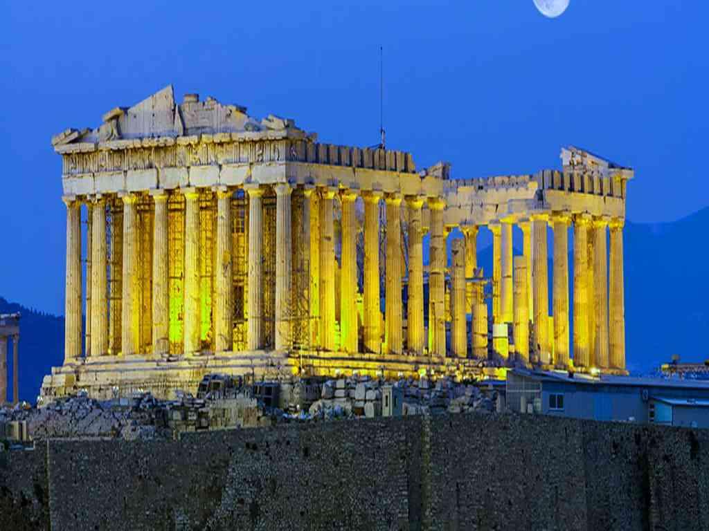 Athens tap water