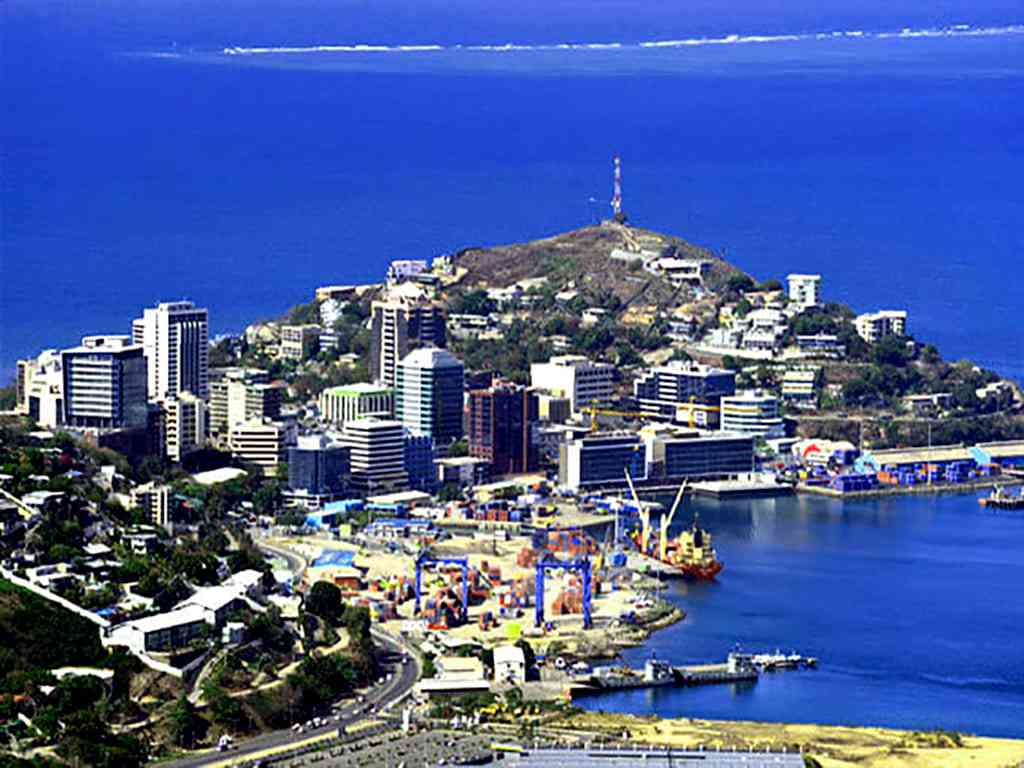 Port Moresby Tap Water