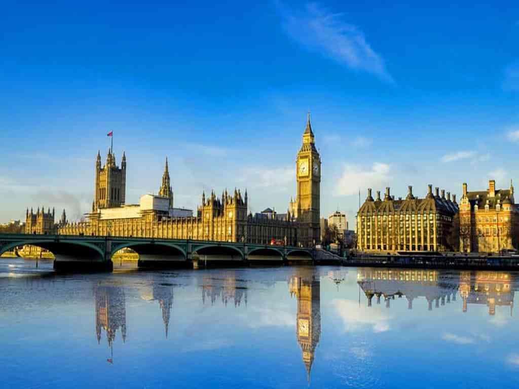 London Tap Water