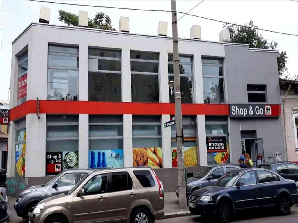 Shop & Go Convenience Store