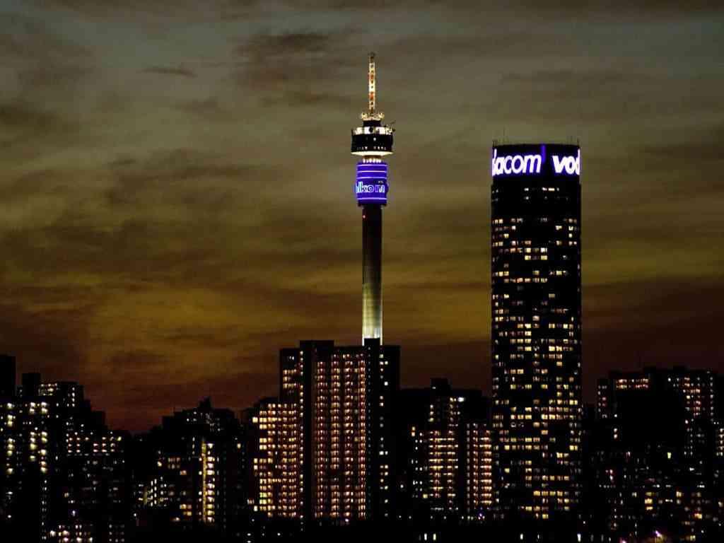 Johannesburg Tap Water