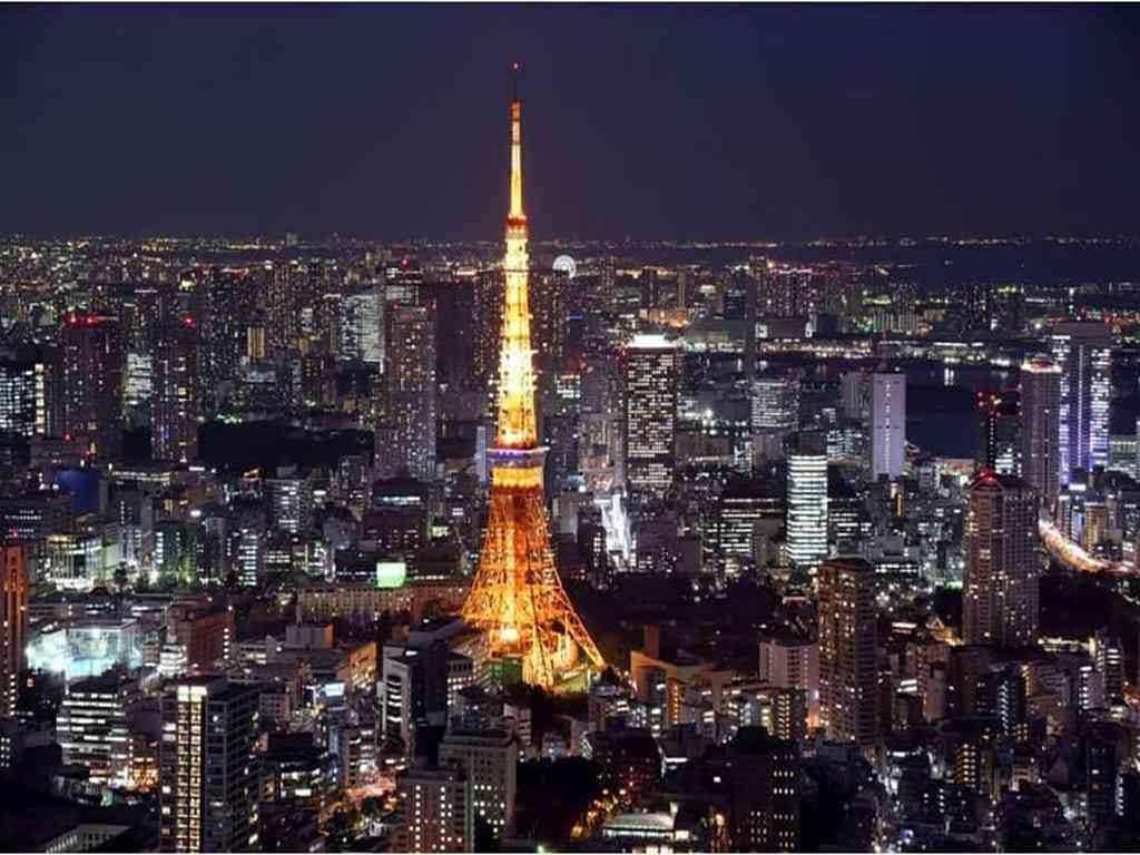 Tokyo Tap Water