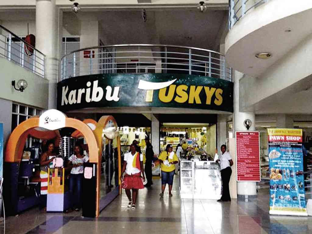 Tuskys Convenience Store