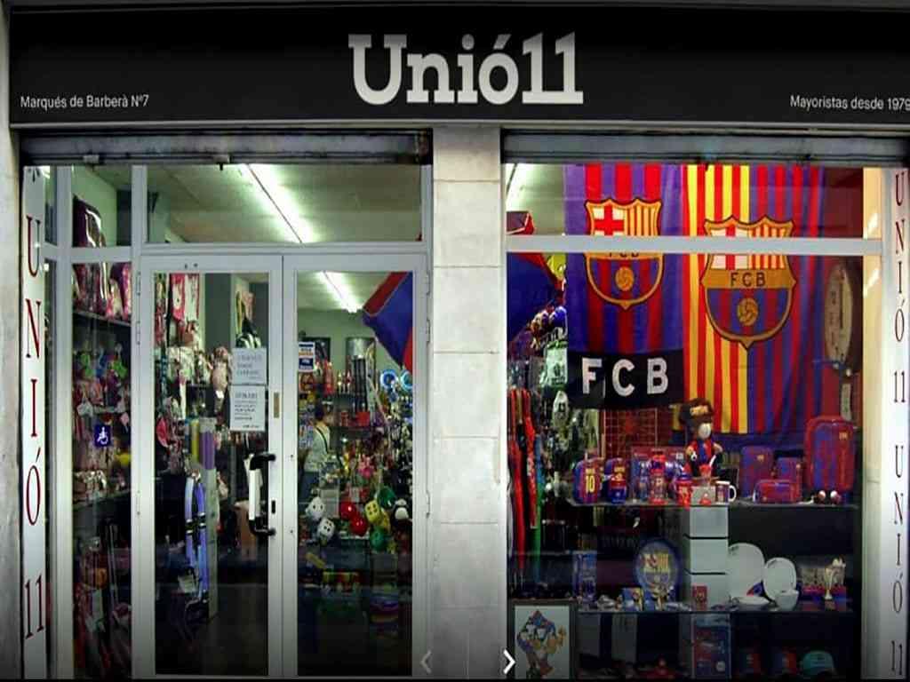 Unió 11 Convenience stores