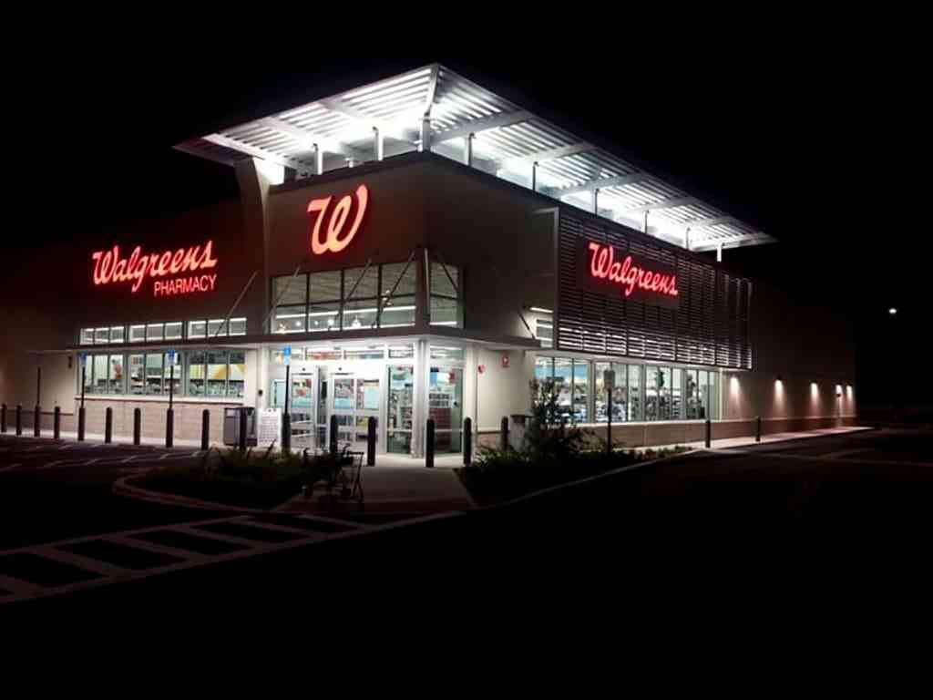 Walgreens Convenience Store