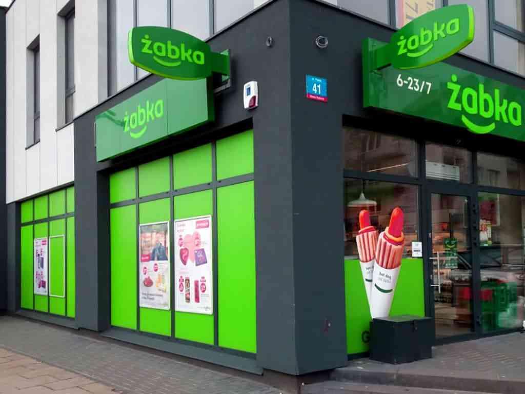 Zabka Convenience Store