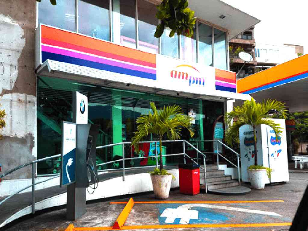 AM/PM Convenience Store