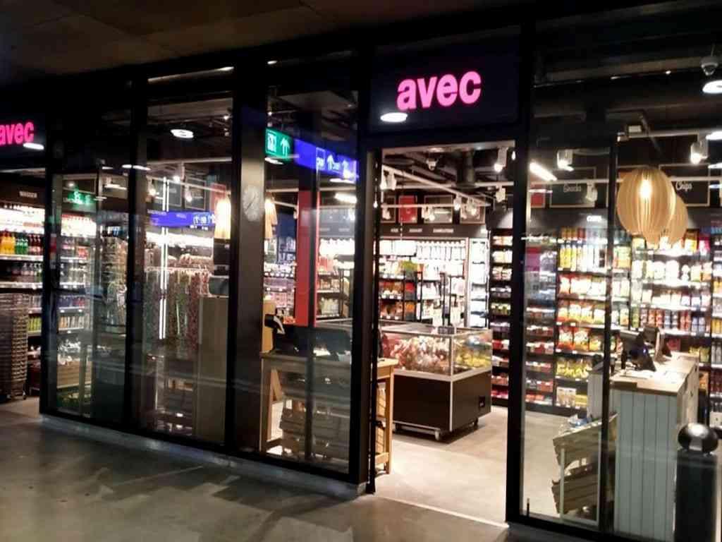 Avec Convenience Store