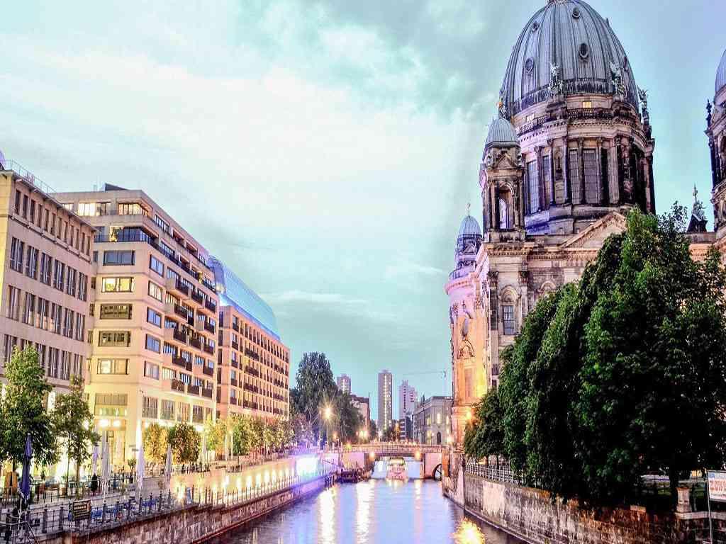 Berlin Tap Water