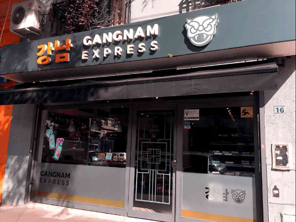 Gangnam Express