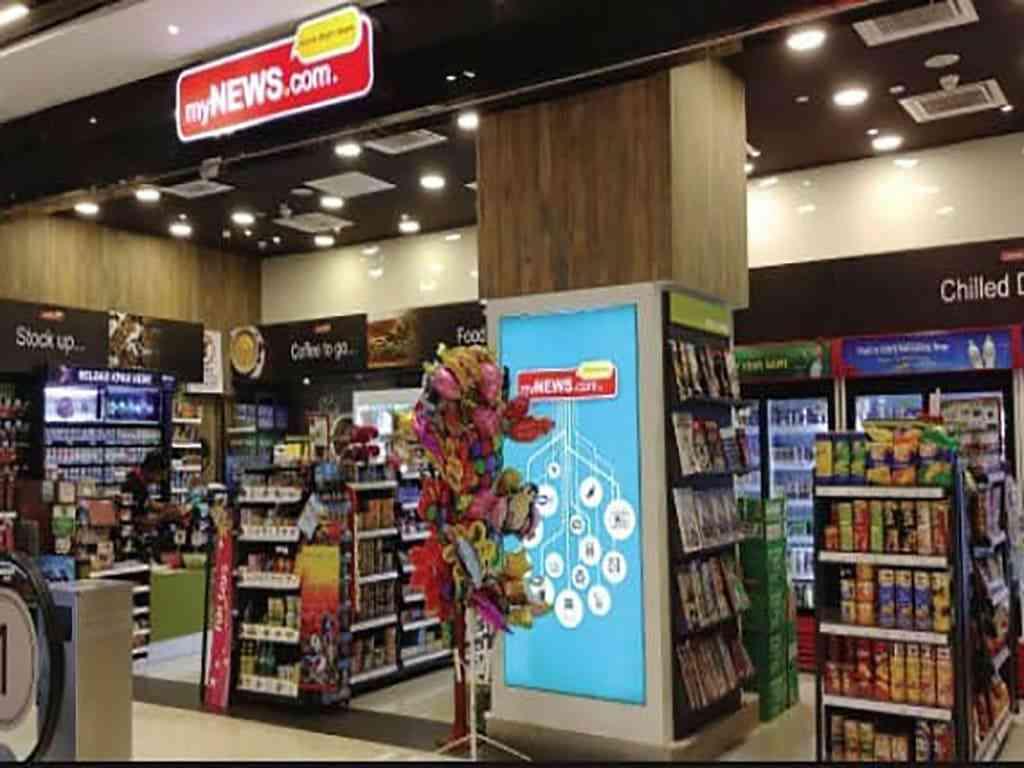 myNEWS Convenience Store