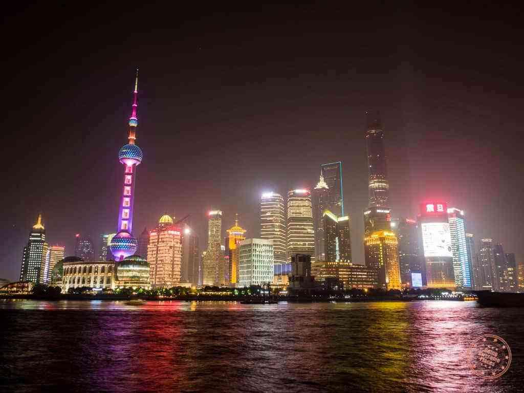 Shanghai Tap Water