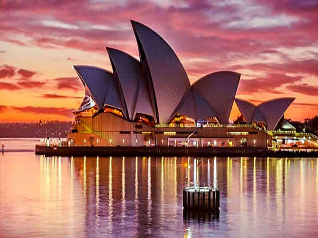 Sydney Tap Water