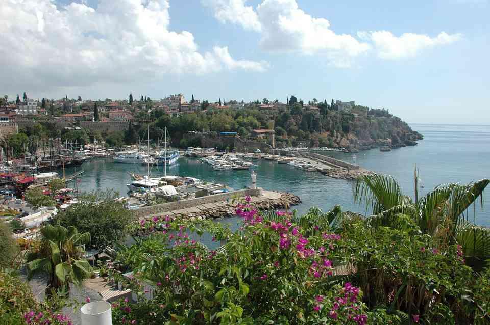 Antalya tap water