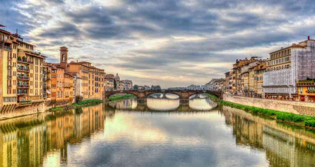 Florence tap water