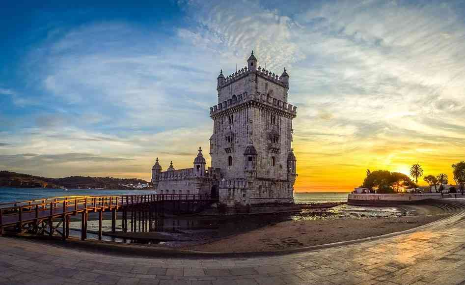Lisbon Tap water
