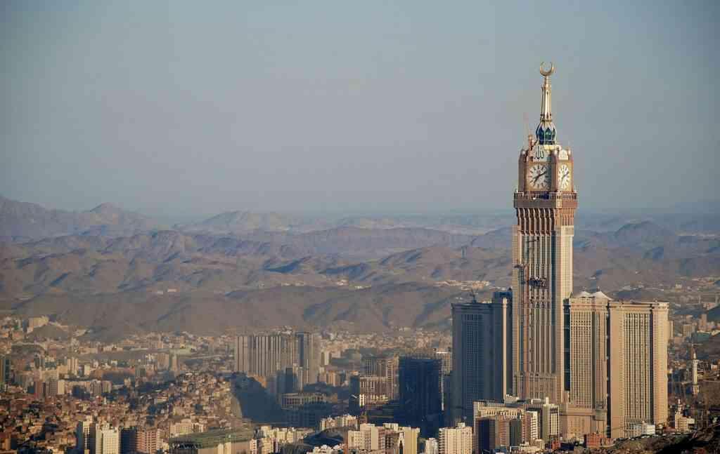 Mecca Tap Water