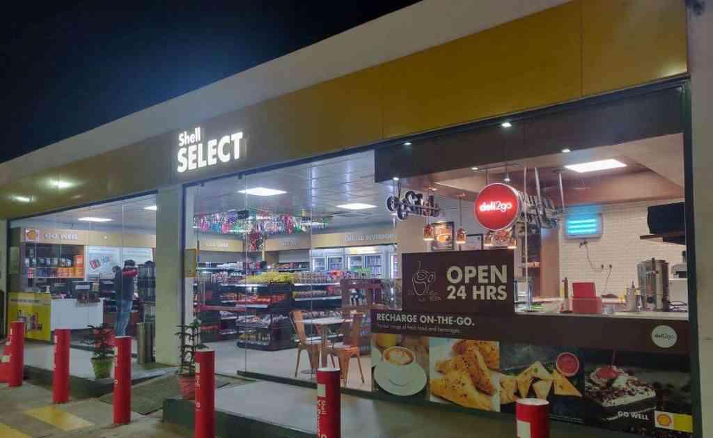 Shell Select Chennai