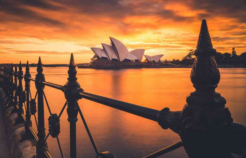 picture os sydney opera house